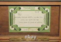 A Beautiful VINTAGE Swiss THORENS (Pre Reuge) MUSIC BOX