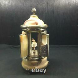 Antique Reuge Music Box Cigarette Lip Holder The Godfather theme song