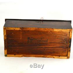 Antique music box great working condition mechanism clean this fall