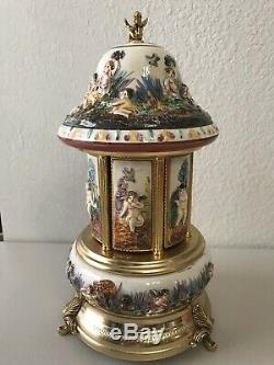 Capodimonte / Reuge Vintage Music Box