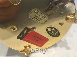 Capodimonte Reuge cigar carousel music box automaton Music Box Dancer 5898