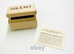 Christian Marclay Untitled (Music Box). 2005. Norton Family Christmas Project