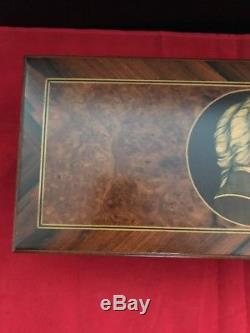 Early Mozarts Limited Edition Double 72 Notes Reuge Music Box