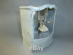 Exc Vintage Cody (pre Reuge) Dancing Ballerina Music Box Automaton =see Video