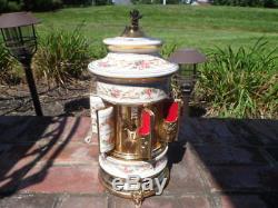 LipStick Cigarette Music Box Dr Zhivago Lara's Theme Antique Reuge Holder