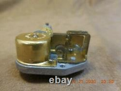 Lot Of 20 New Romance (reuge) Music Box Movements Love Me Tender (see Video)