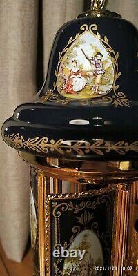 Music Box REUGE The Blue Danube No. 496 ORIGINAL