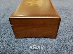NUMBER #1 Reuge Bicentennial/Chimes of Liberty Swiss Music Box RARE 4/50