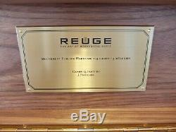 New Reuge Music Box 3.144 Canon By Pachelbel (watch Video, 2 Year Warranty)