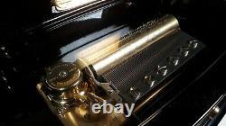 REUGE 72 Note SWISS Music Box (Video Inc.)