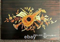 REUGE SAINTE-CROIX Switzerland CH 3/50 35004 Swiss Music Box VG