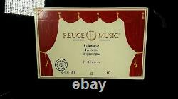 REUGE Sublime harmony 144 Note Swiss Music Box (Video Inc.)