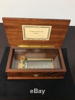 Rare Tunes Reuge Music Box 72 Notes