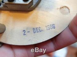 Rare Vintage Reuge Dancing Ballerina Music Box Automaton (watch The Video)