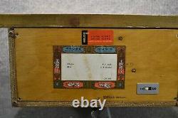 Rauge Sainte Croix Miroir Magique Danseurs 1760 Musical Shadow Box