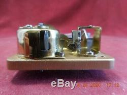 Reuge 2 Tune 36 Note Changing Musical Mechanism New Old Stock Plays 2 Minuets