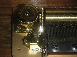 Reuge 50/3 Romance cylinder music box Spieluhr Walzenspieluhr Walzenspieldose