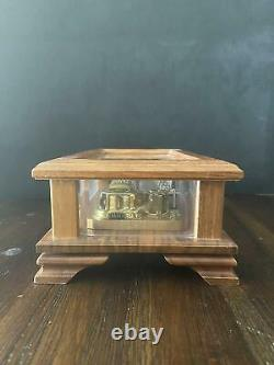 Reuge 72 Note Reuge Music Box Made in Switzerland