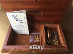 Reuge Caesars Palace Maximus 1998 Music Box & Three Coins in the Fountain 2/36
