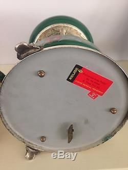 Reuge Carousel Cigarette Dispenser and Matching Lighter