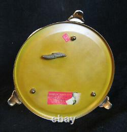 Reuge Cigarette Holder Carousel Music BoxThe Blue Danube Tales Frm Vienna Woods