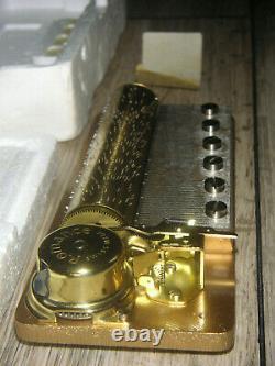 Reuge Cylinder Music Box 3/72 Walzenspieluhr Walzenspieldose Spielwerk Spieldose