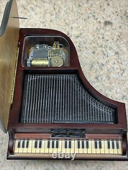 Reuge Grand Piano Music Box Romance Menuet Boccherini No 5331 Swiss Made