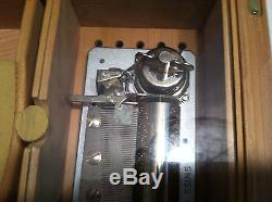 Reuge Humidor With 50 NT Rust Resistable MVT-Smoke Gets In Your Eyes J. Kern