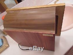 Reuge Mirror Music Box DANSEURS 1777 SERENADE & MINUET CH 2/50 Electric KH