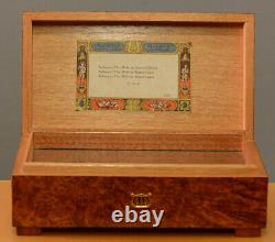Reuge Music Box 72 Notes. Three Hebrew Melodies from Verdis Nabucco. Switzerland