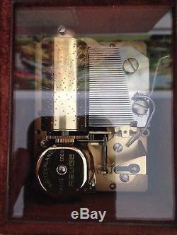 Reuge Music Box, Allegro, Pachelbel's Canon in D 36 note