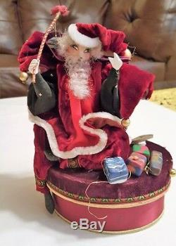 Reuge Music Box, Automata Mechanical Figurine-36NT- Silent Night