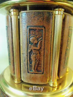 Reuge Music Box Carousel Cigar Cigarette Holder Doctor Zhivago Lara's Theme