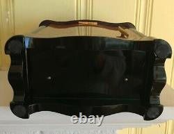 Reuge Music Box Orient Express ch 3.72 Bells Nutcracker Suite by Tchaikovsky