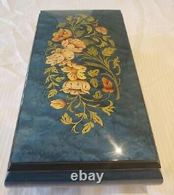 Reuge Music Box with 18 Note Ave Maria Schubert