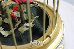 Reuge Music Sainte-Croix Bird Cage Music Box