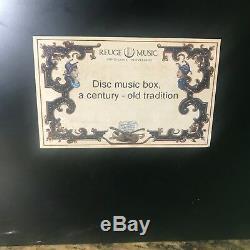 Reuge Music Treasure Chest item # 9101-3