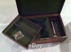 Reuge Music Vintage 3.72 Note Musical Jewelry Box-My Heart Will Go On(Tatanic)