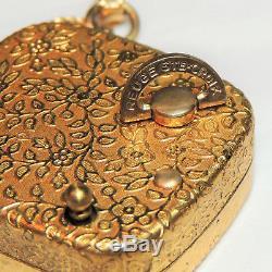 Reuge St Croix Swiss Mini Music Box Bracelet, Johann Strauss, Blue Danube Waltz