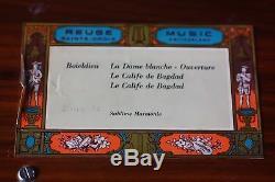 Reuge Sublime Harmonie 3/144 Walzenspieldose Spieluhr music box Boite a musique
