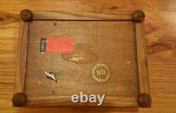 Reuge Swiss Music Jewelry Box Tose Were The Days