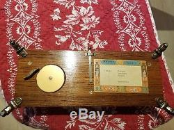 Reuge The Dauphin F. Chopin 144 note Music Box