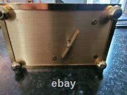 Reuge swiss Singing Bird music box Swiss Made Lapis