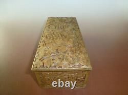 Vintage / Antique Swiss Thorens (Pre Reuge) Music Box 50Key 3 Songs (See Video)