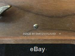 Vintage Music Box, CH 2/50, Reuge, Sainte Croix, Switzerland, La Traviata Rigoletto