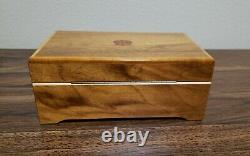Vintage (Pre Reuge)Thorens 3/52 Music Box, Very Clean, Plays Great! (see video)