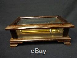 Vintage REUGE 72Note Swiss Music Box #37284 Bolero 3-Parts By Maurice Ravel