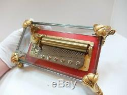 Vintage Reuge 3 Song 72 Note Hungarian Rhapsody (watch The Video)
