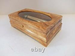 Vintage Reuge 3 Song 72 Note Streisand Memory Cats Music Box Watch Video