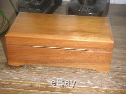 Vintage Reuge 72/3 cylinder music box Walzenspieluhr Spieluhr Walzen Spieldose